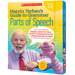 Marvin Terbans Guide To Grammar Parts