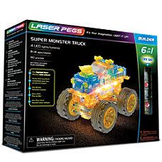 Laser Pegs 6 In 1 Super