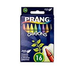 Prang Soy Crayons Tuck Box Box