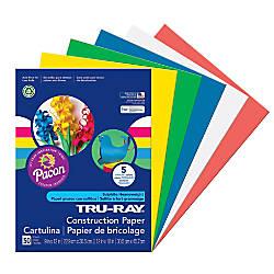 Tru Ray Construction Paper 9 x