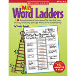 Scholastic Daily Word Ladders, Grades 4 to 6