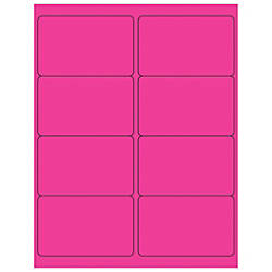 Office Depot Brand Labels LL179PK Rectangle