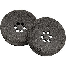 Plantronics SuperSoft Foam Ear Cushion Black