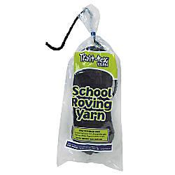 Pacon Acrylic Roving Yarn Black
