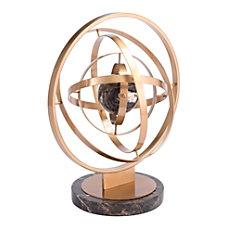 Zuo Modern Atom Sculpture 18 12