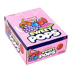 Charms Lollipops Sweet Flat Pop Pack