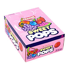 Charms Lollipops Sweet Flat Pop Pack