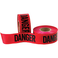 B O X Packaging Barricade Tape
