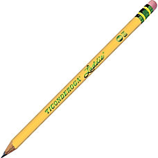 Dixon Ticonderoga Laddie Elementary Pencils With