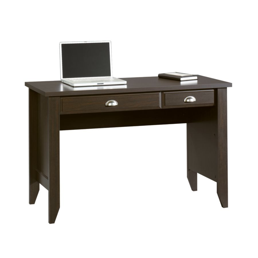 Sauder Shoal Creek Computer Desk Jamocha Wood by Office Depot