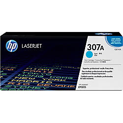 HP 307A Cyan Original Toner Cartridge