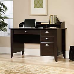 Sauder Shoal Creek Wood Desk With