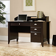 Sauder Shoal Creek Wood Desk With