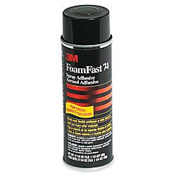 3M Foam Fast 74 Adhesive 24