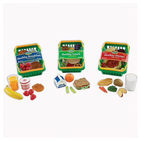 Learning Resources® Pretend & Play® Healthy Food Set, Grades Pre-K - 3