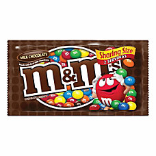 M Ms Milk Chocolate Candies 3