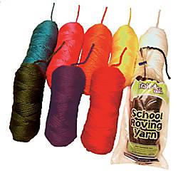 Pacon Acrylic Roving Yarn White
