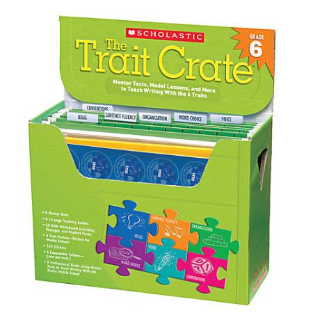 Scholastic The Trait Crate — Grade 6