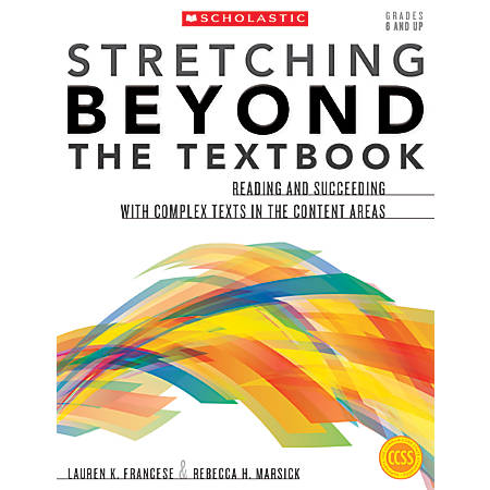 Scholastic Stretching Beyond The Textbook
