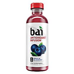 Bai Brasilia Blueberry 18 Oz Pack