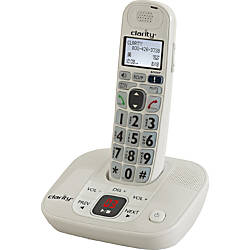 Clarity D712 AmplifiedLow Vision Cordless Phone