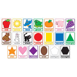 Scholastic Colors And Shapes 20 Piece