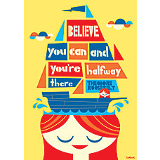 Scholastic POP Chart Believe You Can