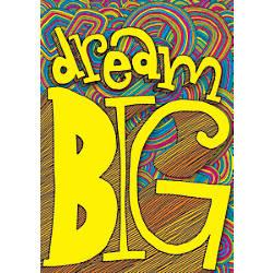 Scholastic POP Chart Dream Big 25
