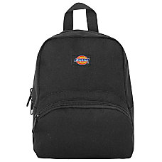 Dickies Mini Festival Backpack Black