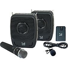 SMK Link GoSpeak Duet Wireless Portable