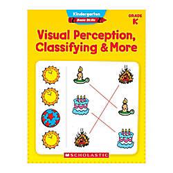 Scholastic Basic Skills Kindergarten Visual Perception