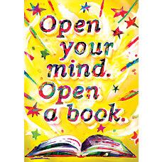 Scholastic POP Chart Open Your Mind