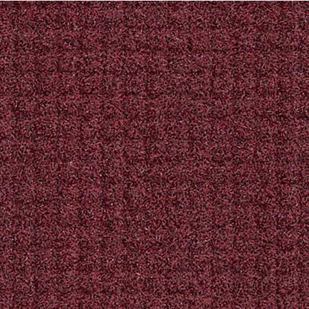 "The Andersen Company Brush Hog Plus Floor Mat, 24"" x 36"", 20% Recycled, Burgundy Brush"