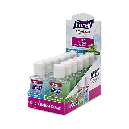 Purell® Advanced Instant Hand Sanitizer, 2 Fl Oz