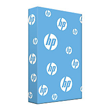 HP Office Paper Legal Paper Size