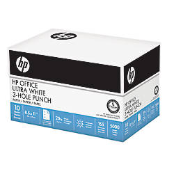 HP Office Ultra White Paper 3