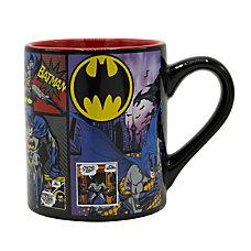 Silver Buffalo DC Comics Mug Batman