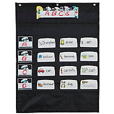 Carson Dellosa Mini Essential Pocket Chart