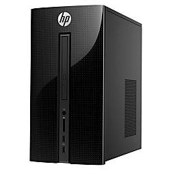 HP Pavilion 570-p056 Desktop PC, Intel® Core™ i7, 12GB Memory, 1TB Hard Drive, Windows® 10 Home, Demo