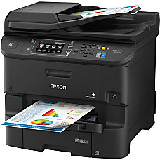 Epson WorkForce Pro WF 6530 Inkjet