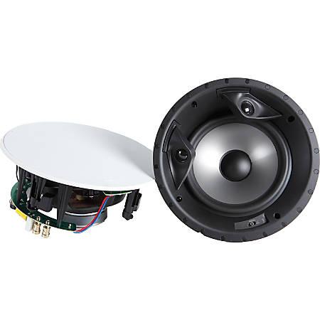 POLK Vanishing Series RT Speaker, Black, 80FXRT