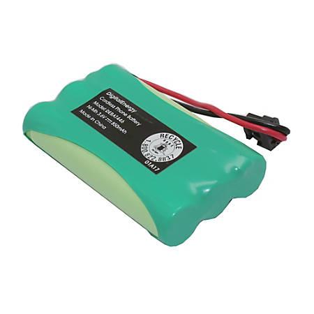 Digital Energy® Cordless Phone Battery, 3.6 Volts, 850 mAh Capacity, DEBAT446
