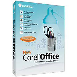Corel Office Traditional Disc