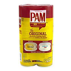 PAM No Stick Cooking Spray 12