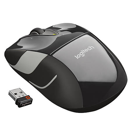 Logitech® M525 Wireless Mouse, Black