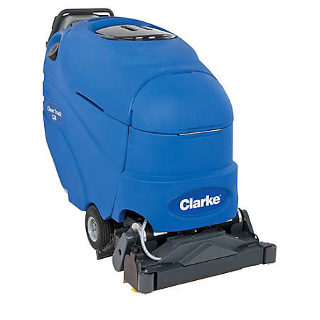 "Clarke Clean Track® Walk Behind Carpet Extractor, L24, 44""H x 27""W x 56""D"