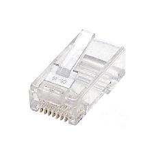 Intellinet Cat5e 3 prong Modular Plugs