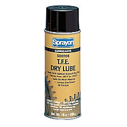 Sprayon TFE Dry Lube 10 Oz