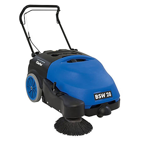 Clarke BSW 28 Battery-Powered Sweeper