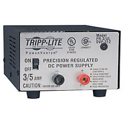 Tripp Lite DC Power Supply 3A